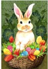 Cute Easter Bunny Decorations Ideas For Your Inspiration 37