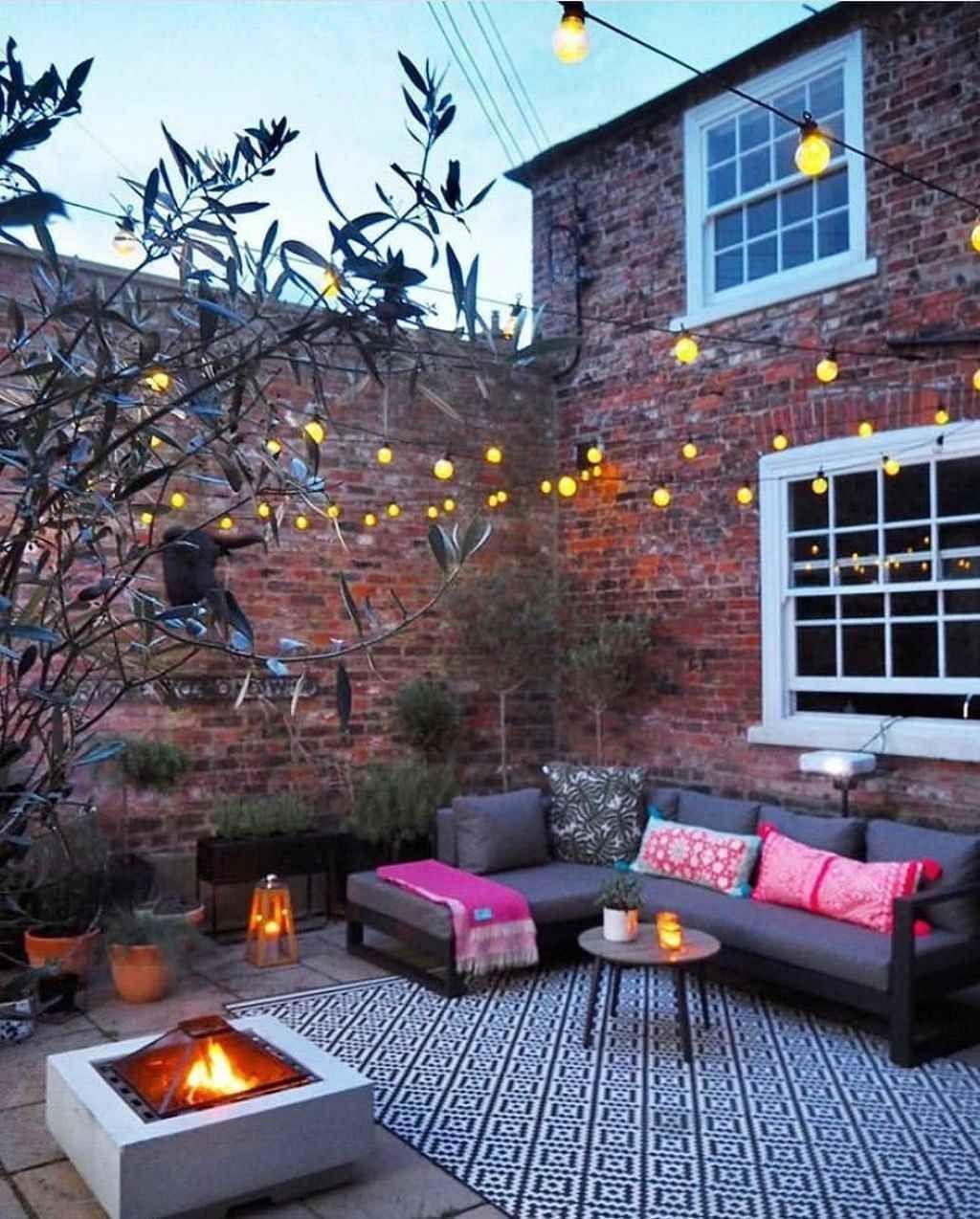 Cute Outdoor Garden Decoration Ideas You Will Love 33