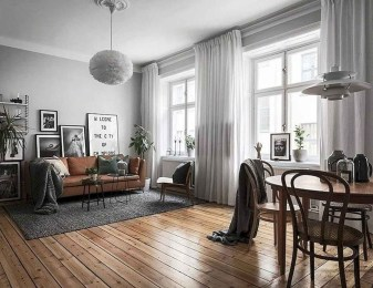 Elegant Scandinavian House Design Ideas With Wood Characteristics To Try 28