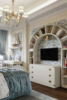 Fabulous Bookcase Decorating Ideas To Perfect Your Interior Design 18