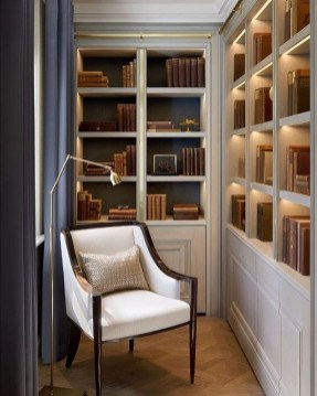 Fabulous Bookcase Decorating Ideas To Perfect Your Interior Design 32