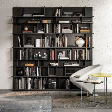 Fabulous Bookcase Decorating Ideas To Perfect Your Interior Design 33