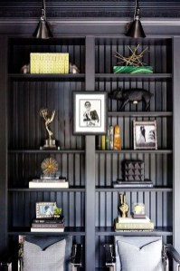 Fabulous Bookcase Decorating Ideas To Perfect Your Interior Design 39