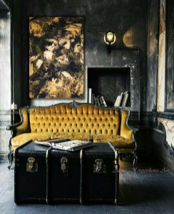 Fancy Gold Color Interior Design Ideas For Your Home Style To Copy 10