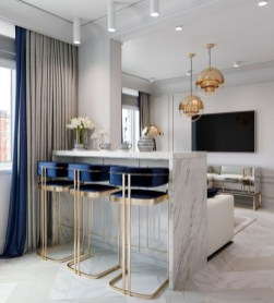 Fancy Gold Color Interior Design Ideas For Your Home Style To Copy 22