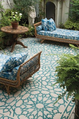 Gorgeous Colorful Bohemian Spring Porch Update For Your Inspire 18