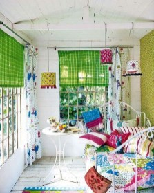 Gorgeous Colorful Bohemian Spring Porch Update For Your Inspire 23