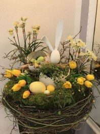 Inspirational Easter Decorations Ideas To Impress Your Guests 03