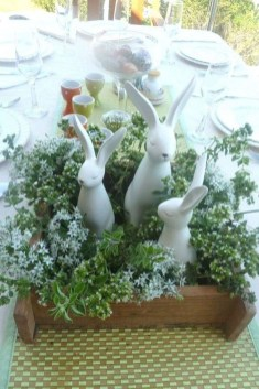 Inspirational Easter Decorations Ideas To Impress Your Guests 09