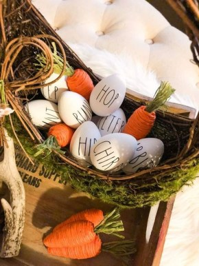 Inspirational Easter Decorations Ideas To Impress Your Guests 18