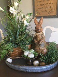 Inspirational Easter Decorations Ideas To Impress Your Guests 30