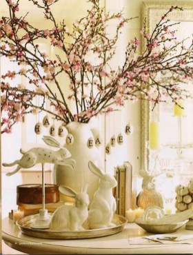 Inspirational Easter Decorations Ideas To Impress Your Guests 35