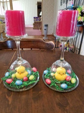 Inspirational Easter Decorations Ideas To Impress Your Guests 36