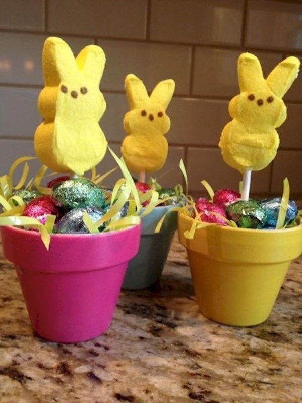 Inspirational Easter Decorations Ideas To Impress Your Guests 52