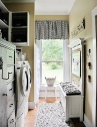 Inspiring Laundry Room Design With French Country Style 03