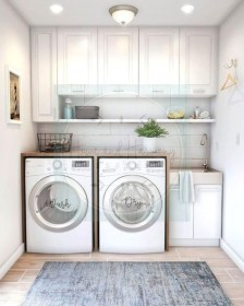 Inspiring Laundry Room Design With French Country Style 14
