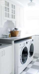 Inspiring Laundry Room Design With French Country Style 26