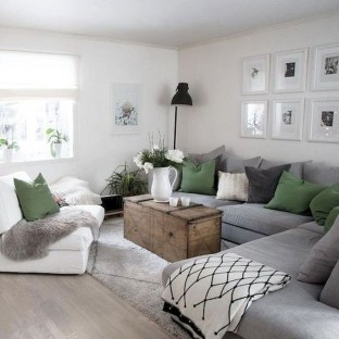 Popular Ways To Efficiently Arrange Furniture For Small Living Room 19