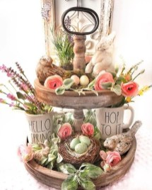 Stunning Easter Home Decoration Ideas That Everyone Will Love This Spring 11