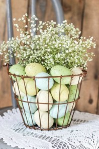 Stunning Easter Home Decoration Ideas That Everyone Will Love This Spring 23