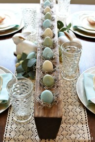 Stunning Easter Home Decoration Ideas That Everyone Will Love This Spring 39