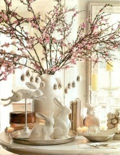 Superb Easter Indoor Decoration Ideas For Your Home 01