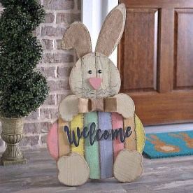 Superb Easter Indoor Decoration Ideas For Your Home 20