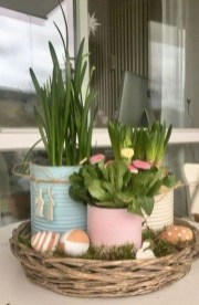 Superb Easter Indoor Decoration Ideas For Your Home 21