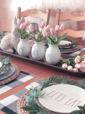 Superb Easter Indoor Decoration Ideas For Your Home 25