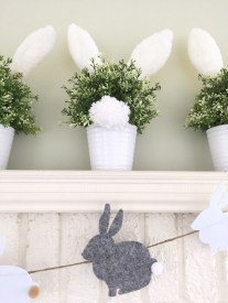 Superb Easter Indoor Decoration Ideas For Your Home 48