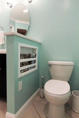 Astonishing Bathroom Design Ideas With Amazing Storage 07