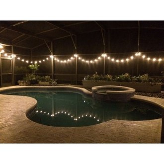 Creative Backyard Lighting Design Ideas That You Should Try 25