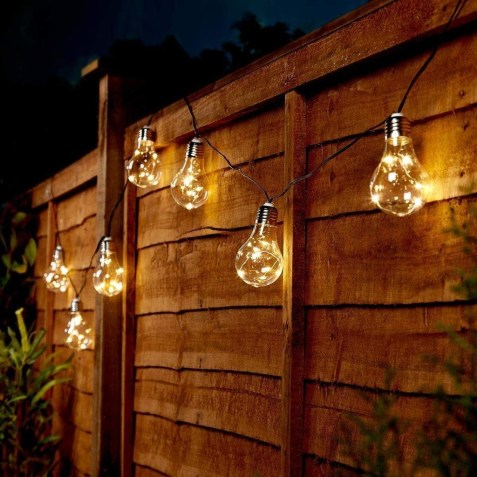 Creative Backyard Lighting Design Ideas That You Should Try 37