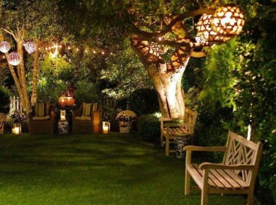 Creative Backyard Lighting Design Ideas That You Should Try 42