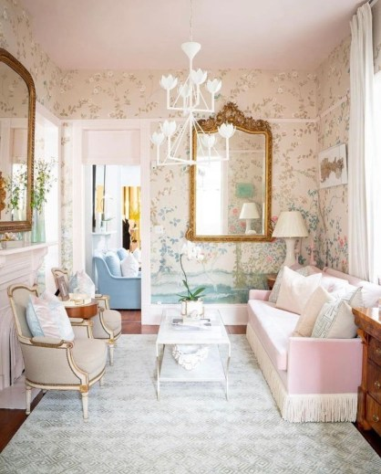 Cute Pastel Living Room Design Ideas That You Should Have 08