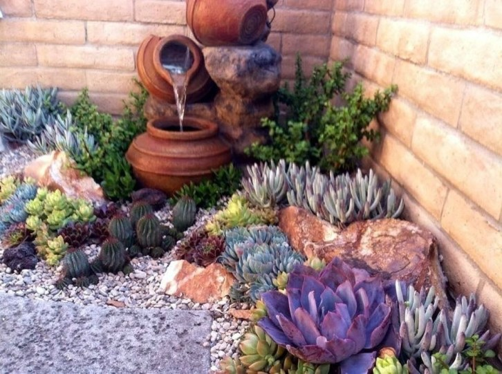 Elegant Indoor Rock Garden Ideas That Can Enhance Your Home Style 13