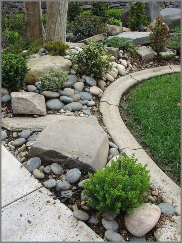 Elegant Indoor Rock Garden Ideas That Can Enhance Your Home Style 34