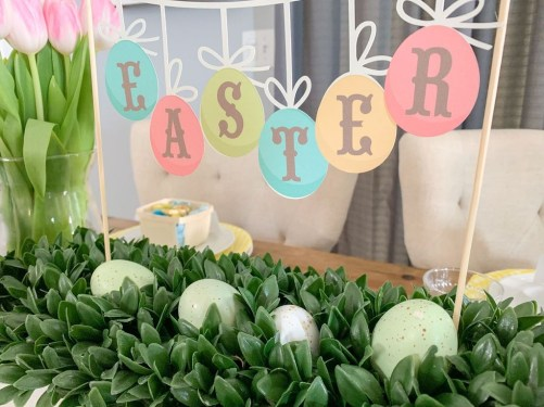 Marvelous Easter Tablescapes That Will Make Your Jaw Drop 07