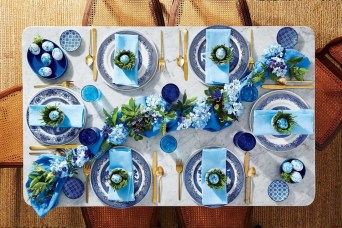 Marvelous Easter Tablescapes That Will Make Your Jaw Drop 13