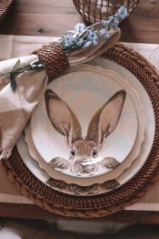 Marvelous Easter Tablescapes That Will Make Your Jaw Drop 36