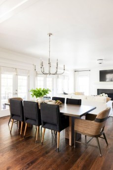 Modern Dining Room Design Ideas That Are Comfortable 20