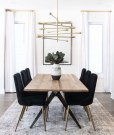 Modern Dining Room Design Ideas That Are Comfortable 22