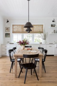 Modern Dining Room Design Ideas That Are Comfortable 42