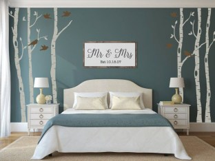 Most Inspiring Painted Bedroom Wall Ideas You Have To Know 18