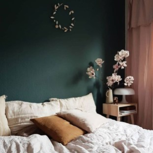 Most Inspiring Painted Bedroom Wall Ideas You Have To Know 20