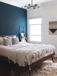 Most Inspiring Painted Bedroom Wall Ideas You Have To Know 24