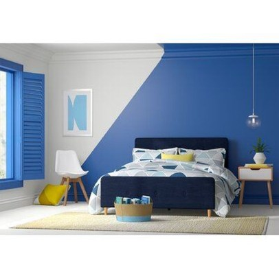 Most Inspiring Painted Bedroom Wall Ideas You Have To Know 26