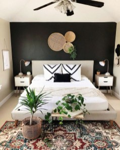 Most Inspiring Painted Bedroom Wall Ideas You Have To Know 36