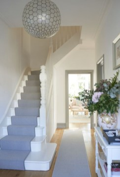 Perfect Home Stair Design With Light That Very Beautiful 33