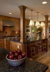 Rustic Wooden Kitchen Design And Decoration Ideas You Need To Try 05